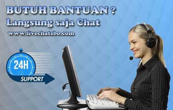 Live chat sbobet online dalam satu minggu penuh