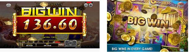 keuntungan sekaligus kemenangan pada judi mesin slot sbobet